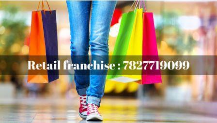 Top 5 Retail franchise opportunities