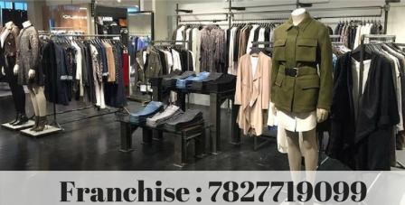 Low cost clothing franchise
