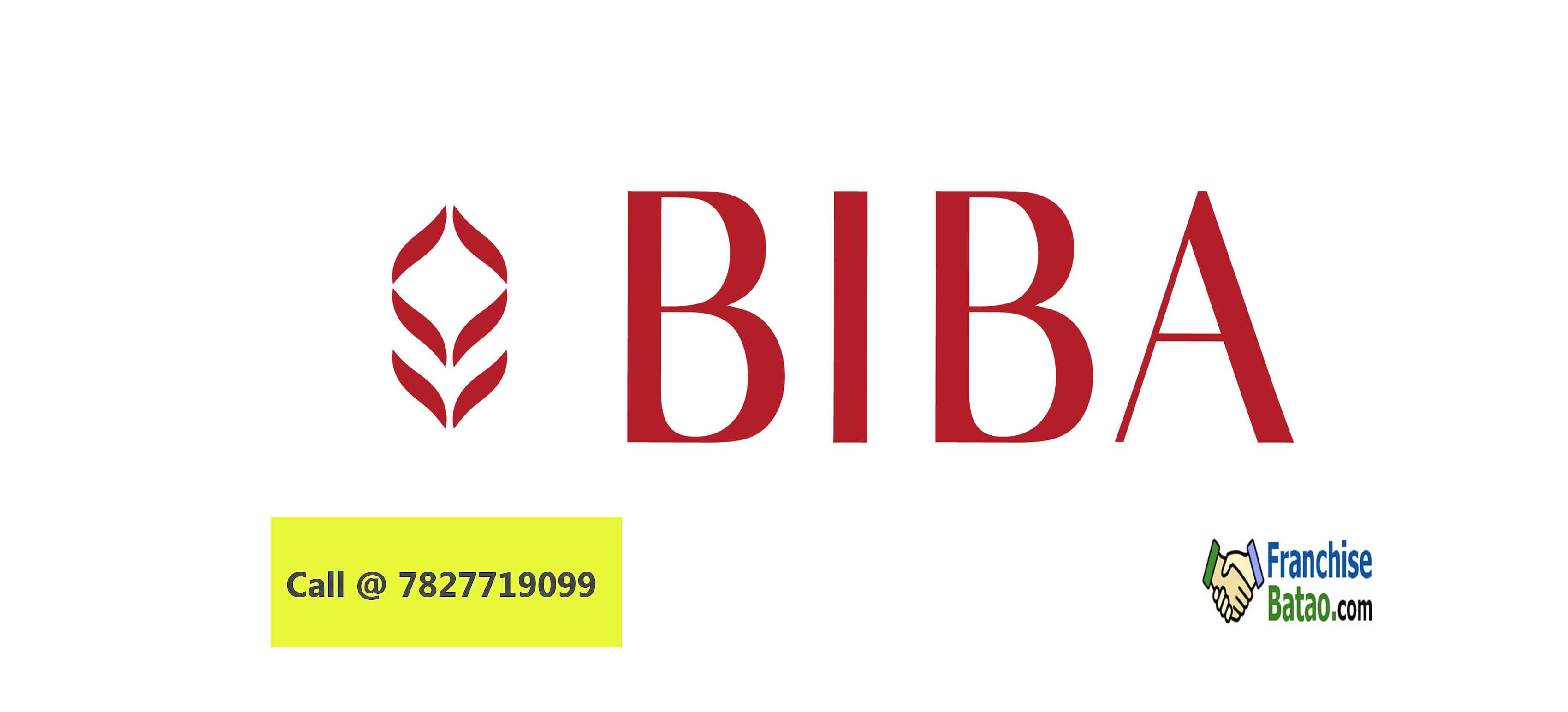 BIBA franchise available in India
