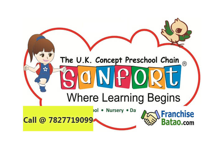 SANFORT WORLD SCHOOL Franchise Available in India