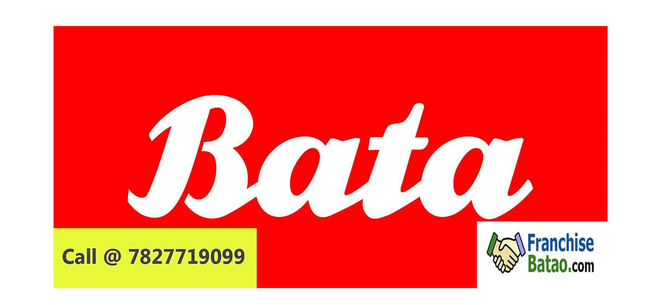 BATA franchise available in India