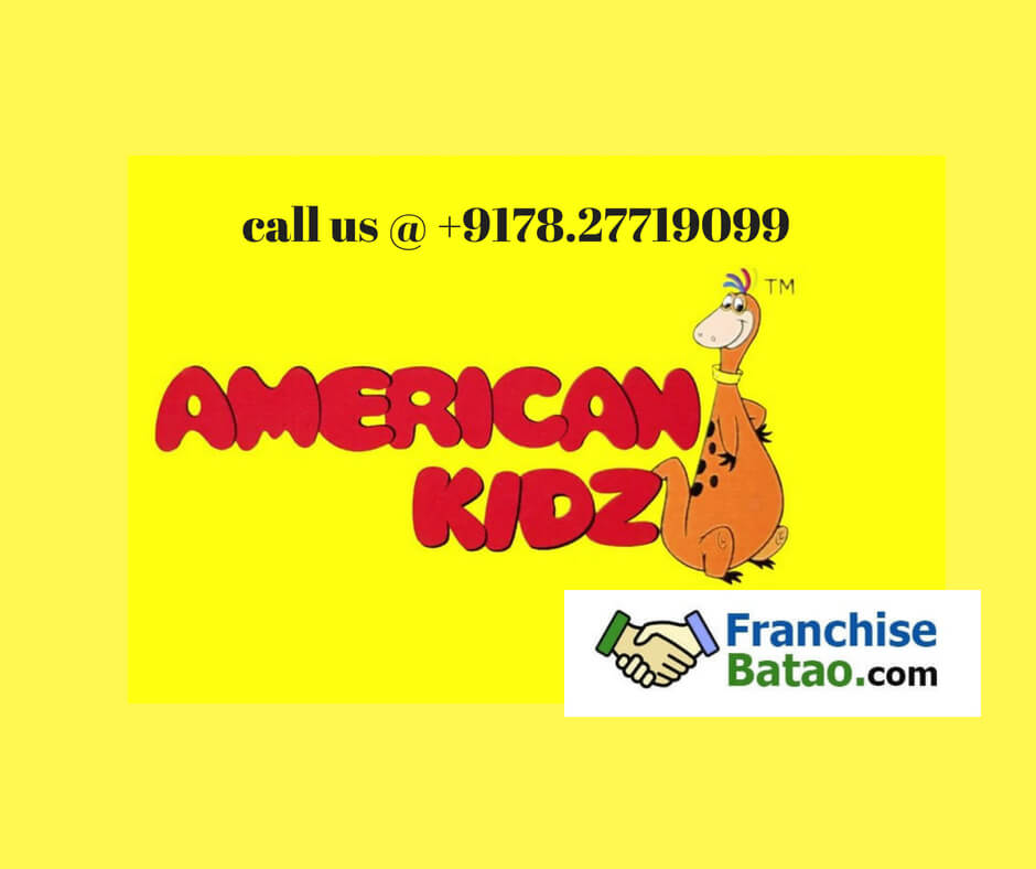 American Kidz Franchise in India