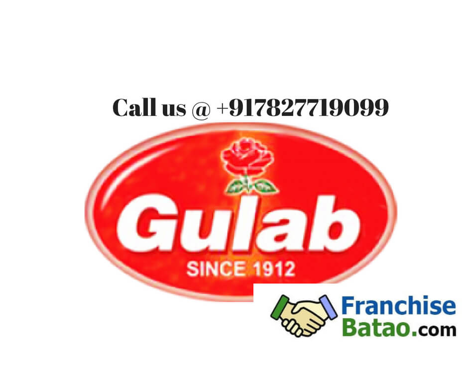 Gulab Franchise in India