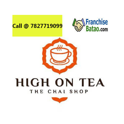 HIGH ON TEA Franchise available in India