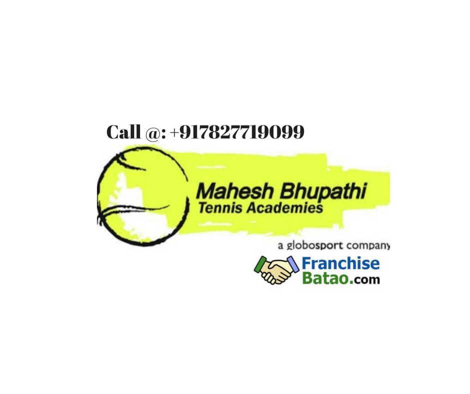 Mahesh Bhupathi Tennis Academies Franchise in India
