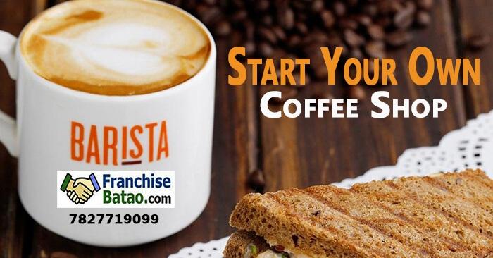 Barista Coffee Shop in India